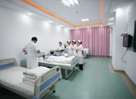 舒适温馨病房